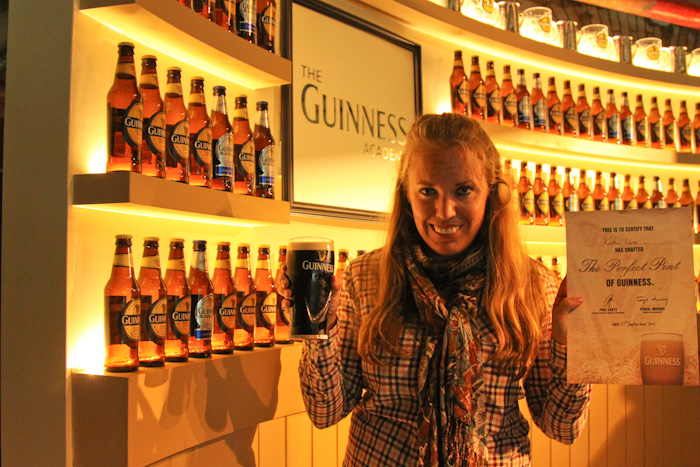 Arthur's Day, Guinness Storehouse, Dublin, Ireland